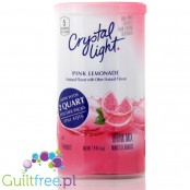 CRYSTAL LIGHT PINK LEMONADE MIX