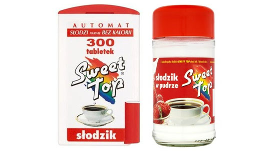 Słodziki Sweet Top