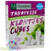 Damhert pure Tagatose Cubes - LAST ARRIVAL, TO BE DISCONTINUED