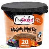 Flapjacked Mighty Muffin Maple & Pumpkin Pie - Bezglutenowy Muffin  20g białka