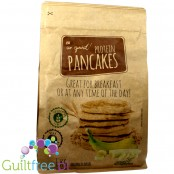FA So good! ® Protein Pancakes with cottage cheese and real banana pieces