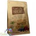 FA So good! ® Protein Pancakes blueberry flavored with cottage cheese and real berries pieces