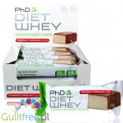 Diet Whey Bar Strawberry Cheesecake