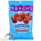 Brach's Sugar Free Candy, Hard Candy, Cinnamon - sweet cinnamon-flavored candy caramel