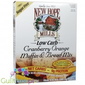 New Hope Mills Low Carb Cranberry Orange Muffin & Bread Mix