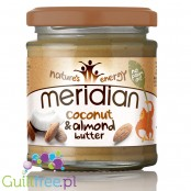 Meridian smooth coconut and almond butter