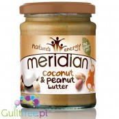 Meridian Peanut & Coconut Butter Smooth