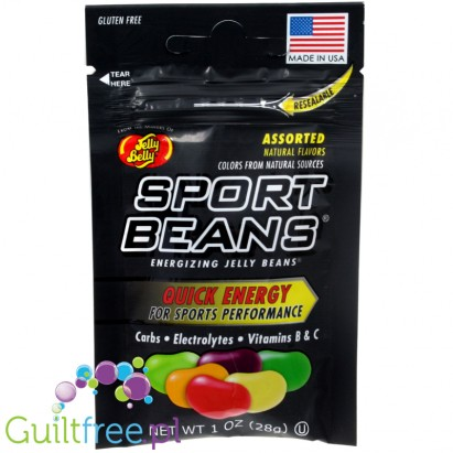 Jelly Belly Sports Beans® energizing jelly beans assorted