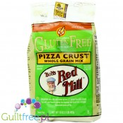 Bob's Red Mill Gluten Free Pizza Crust Mix, Whole Grain