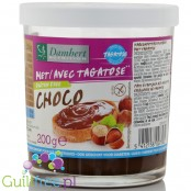 Damhert TAGATOSE Chocolate spread hazelnut