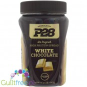 P28 The original Creamy White chocolate High Protein Peanut Spread