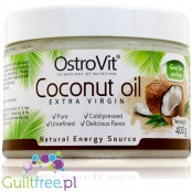 OstroVit Extra Virgin Coconut Oil - Coconut oil unrefined