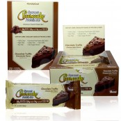 ANSI Gourmet Chocolate Truffle Cheesecake naturally flavored protein bar