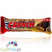 Chef Robert Irvine's Fit Crunch Chocolate Chip Cookie Dough Naturally Flavored Baked Protein Bar - A baked, protein bar