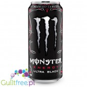 Monster Energy Ultra Black Cherry Zero Calories