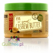 Fitness Authority So Good! Cashew Butter Smooth 100% - roasted cashew butter, without added sugar and without salt