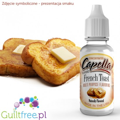 Capella Flavors French Toast Flavor Concentrate 13ml