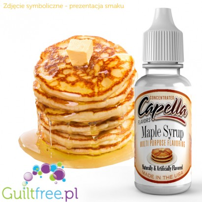 Capella Flavors Maple Syrup Flavor Concentrate 13ml