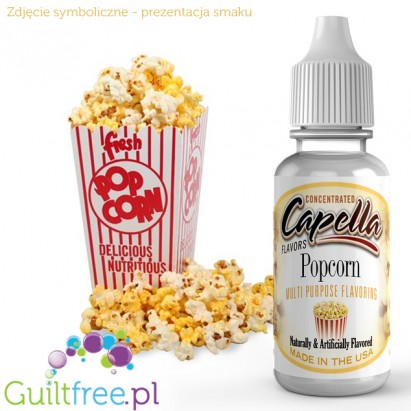 Capella Flavors Popcorn Flavor Concentrate 13ml