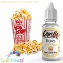 Capella Flavors Popcorn Flavor Concentrate - Concentrated sugar-free and fat-free food flavors: roasted popcorn