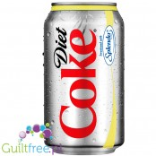 Diet Coke sweetened with Splenda