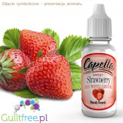 Capella Flavors Sweet Strawberry Flavor Concentrate 13ml