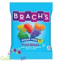 Brach's Sugar Free Fruit Slices - Fruit-flavored jellies with sweeteners