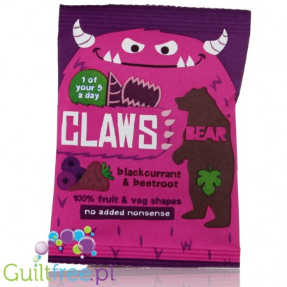 BEAR Claws Blackcurrant Beetroot