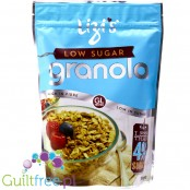 LIZI'S LOW SUGAR GRANOLA 500G