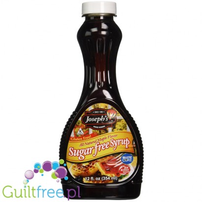 Joseph's All Natural Maple Flavor Sugarfree Syrup
