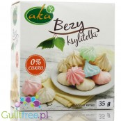 Aka Xylitol-sweetened sugar mice without sugar