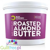 Bulk Powders Dark chocolate roasted almond butter