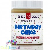 Buff Bake Protein Almond Spread, Birthday Cake