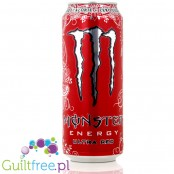 MONSTER ULTRA RED ENERGY 500 ML - Napój Energetyczny 0kcal