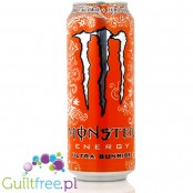 Monster Energy Ultra Sunrise Zero Calorie energy drink