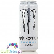 Monster Energy Ultra Zero Sugar UK - Napój Energetyczny 0kcal