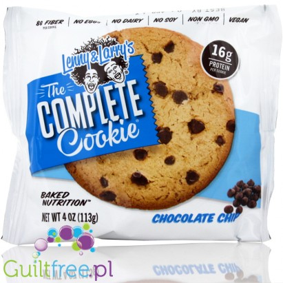 Lenny & Larry Highprotein All Natural Vegan Complete Cookies Chocolate Chip All Natural