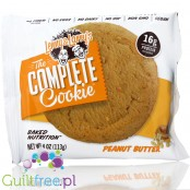 The Complete Cookie, Peanut Butter - Wegańskie Ciacho Proteinowe