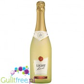 light live white sparkling