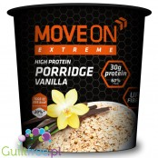 Moveon Extreme High Protein Porridge Vanilla - Vanilla High Protein Porridge Containing Sweeteners