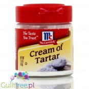 McCormick's cream of tartar sour potassium tartar E336i