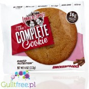 Lenny & Larry The Complete Cookie, Snickerdoodle - Wegańskie Ciacho Proteinowe