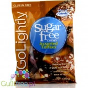 Go Lightly Sugar Free Candy, Assorted Toffees