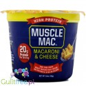Muscle Mac High Protein Macaroni & Cheese