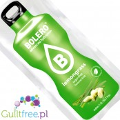 Bolero Instant Fruit Flavored Drink with sweeteners, Lemongrass