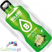 Bolero Instant Fruit Flavored Drink with sweeteners, Elderflower