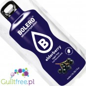 Bolero Instant Fruit Flavored Drink with sweeteners, Elderberry