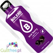 Bolero Instant Fruit Flavored Drink with sweeteners, Açaí Berry
