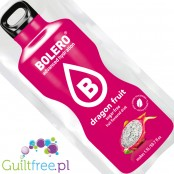 Bolero Instant Fruit Flavored Drink with sweeteners, Dragonfruit