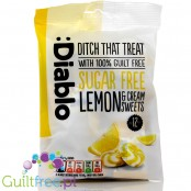 Diablo Sugar Free Lemon and Cream Sweets